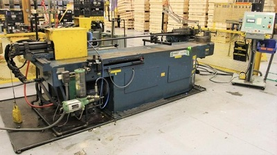PINES #2 HYDRAULIC ROTARY TUBE AND PIPE DRAW BENDER