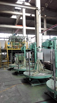 RAUTOMEAD - RS3000/6 COPPER ROD CASTING LINE