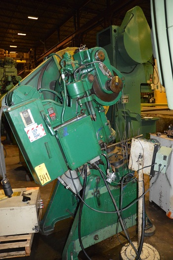 BROWN BOGGS 14LW C-FRAME PUNCH PRESS