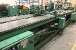 54 x .125 x 12,500 LBS ROWE HERR VOSS CUT LENGTH LINE WITH MEMCO EMBOSSER