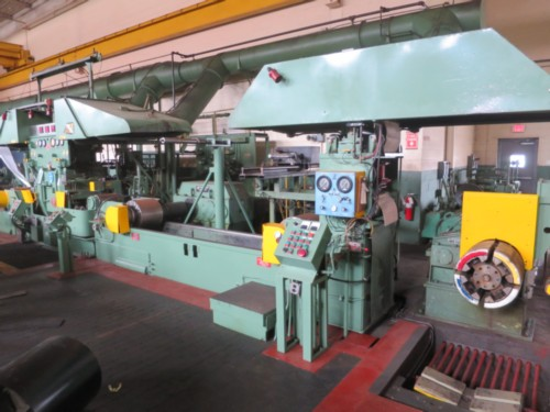 WATERBURY FARREL ZR33-13 SENDZIMIR ROLLING MILL