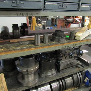 SACK & KIESSELBACH HYDRAULIC UPACTING PRESS TOOLING