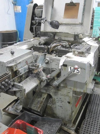 WAFIOS MODEL# N5 HIGH SPEED NAIL MAKING MACHINE