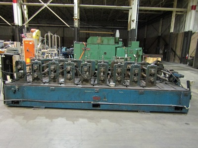 10 STAND M2.5 YODER ROLL FORMER