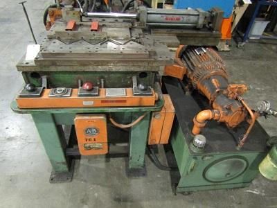 3/8 DIA. HYDRAULIC WIRE BENDER