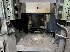 1000 TON ERIE FORGING PRESS
