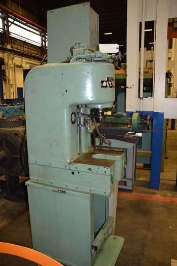 4TON DENISON MDL#DF4CO4D10A80DG6520 HYDRAULIC PRESS