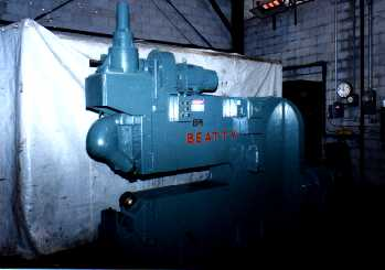 1/2 BEATTY-QUICKWORK #40A ROTARY SHEAR