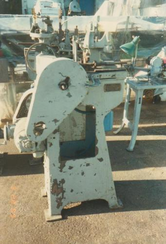 SLEEPER & HARTLEY MODEL #0 TORSION WIRE SPRING COILER MACHINE, SERIES 607